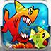 Cá lớn nuốt cá bé HD